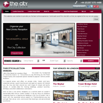 Thecitycollection.org thumbnail