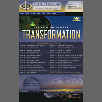 Thecomingglobaltransformation.org thumbnail