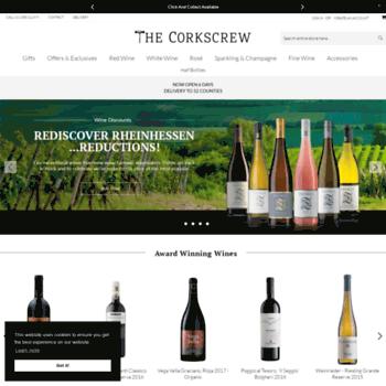 Thecorkscrew.ie thumbnail