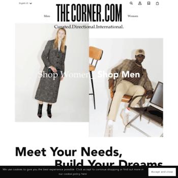 Thecorner.com.cn thumbnail