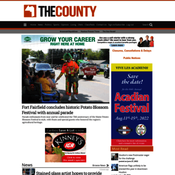 Thecounty.me thumbnail