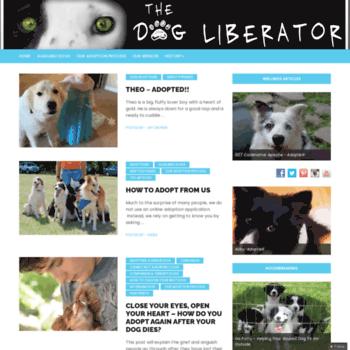 Thedogliberator.com thumbnail