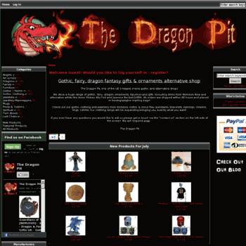 Thedragonpit.co.uk thumbnail
