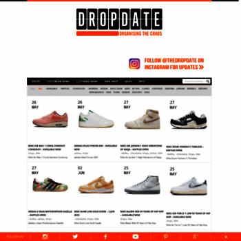 Thedropdate.com thumbnail