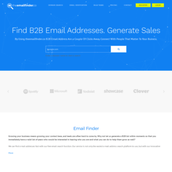 theemailfinder co at WI  Find Email Addresses | Free