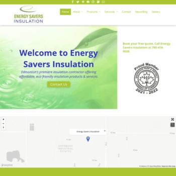Theenergysavers.ca thumbnail