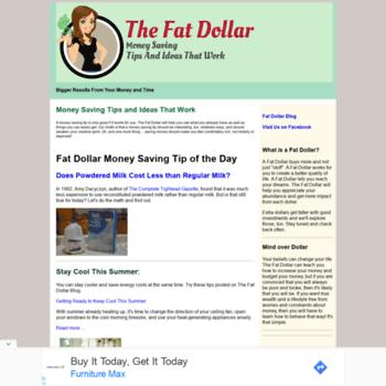 Thefatdollar.com thumbnail
