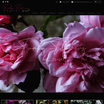 Thefunkyflowershop.co.uk thumbnail