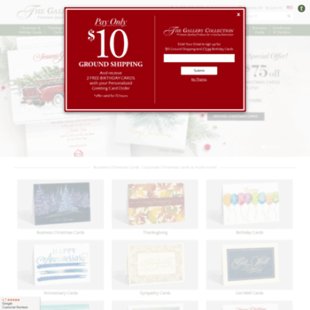 The Gallery Collection Christmas Cards.Thegallerycollection Com At Wi Business Christmas Cards