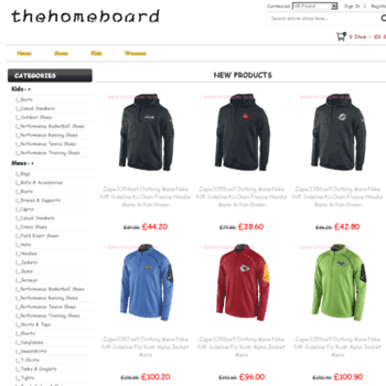 Thehomeboard.co.uk thumbnail