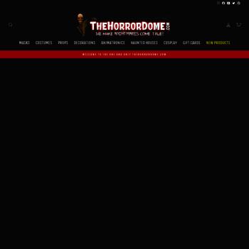 Thehorrordome.com thumbnail