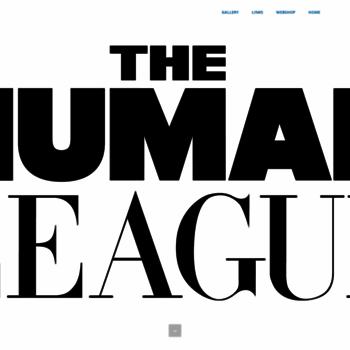 Thehumanleague.co.uk thumbnail