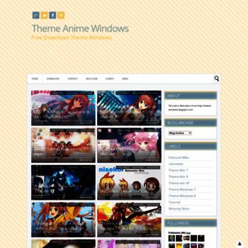 Theme-anime-window.blogspot.com.es thumbnail