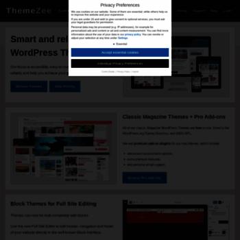 Themezee.com thumbnail