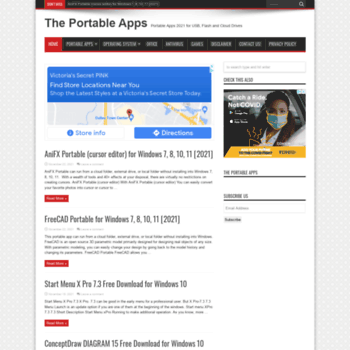 theportableapps com at WI  The Portable Apps - Portable Apps for USB
