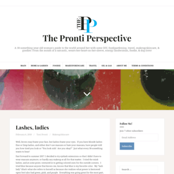 Theprontiperspective.com thumbnail