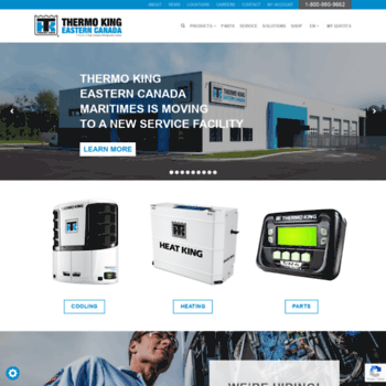 thermoking ca at WI  Thermo King Eastern Canada – Transport