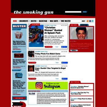 Thesmokinggun.com thumbnail