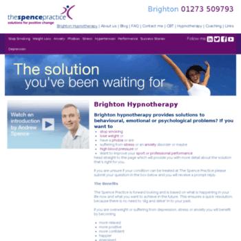 Thespencepractice.co.uk thumbnail