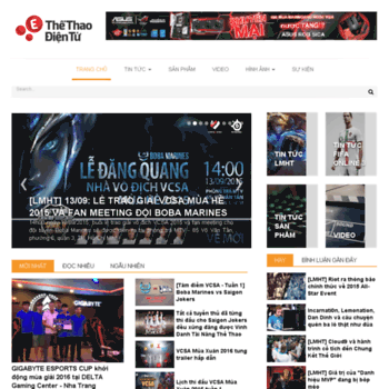 Thethaodientu.vn thumbnail