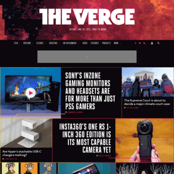 Theverge.com thumbnail