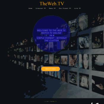 Theweb.tv thumbnail