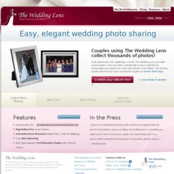 Theweddinglenscom At Wi The Wedding Lens Online Wedding Photo