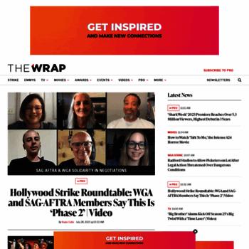 Thewrap.com thumbnail