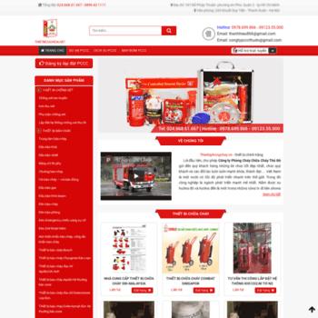 Thietbiphongchay.com.vn thumbnail