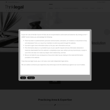 Thinklegal.co.in thumbnail