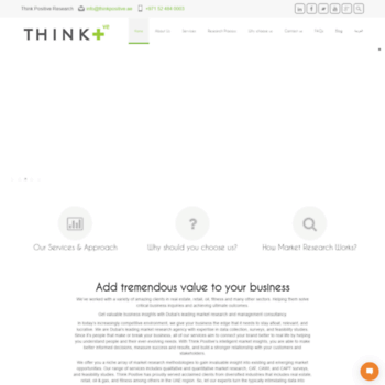 Thinkpositive.ae thumbnail
