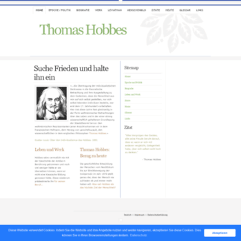 Thomas-hobbes.de thumbnail