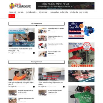Thosuadiennuoc.net thumbnail