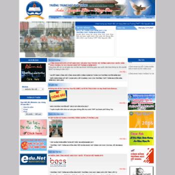 Thpt-trannguyenhan-vungtau.edu.vn thumbnail