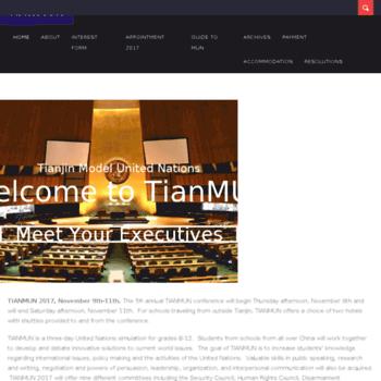 Tianmun.org thumbnail