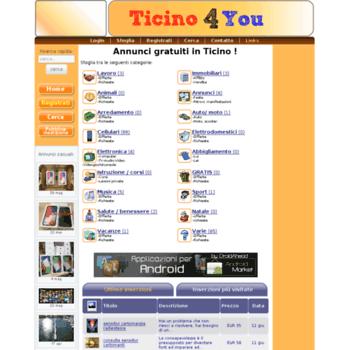 Ticino4you.ch thumbnail