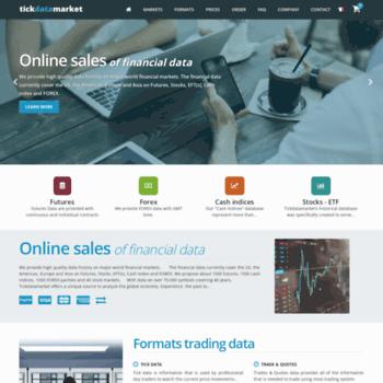 tickdatamarket com at WI  Tickdatamarket