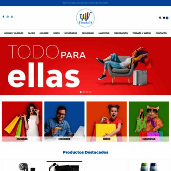 Tienda74.cl thumbnail