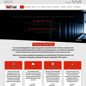 Tier.net thumbnail