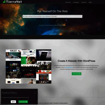 Tierra.net thumbnail