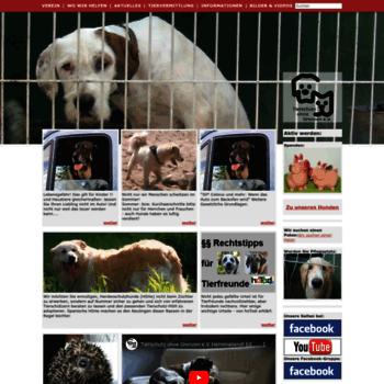 Tierschutz-ohne-grenzen.de thumbnail