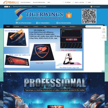 Tigerwingspad.com.cn thumbnail