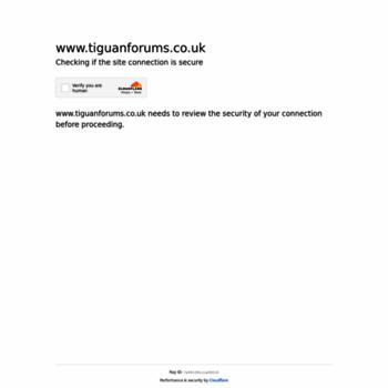 tiguanforums co uk at WI  VW Tiguan MK2 Forums - Forum for