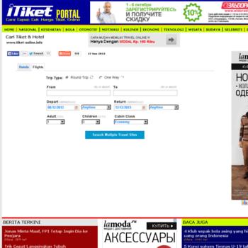 Tiket-online.info thumbnail