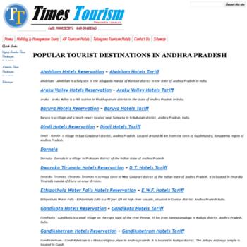 Timestourism.com thumbnail