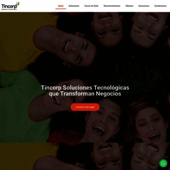 Tincorp.com.co thumbnail