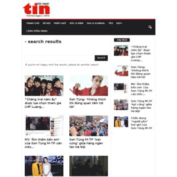 Tintucnguc.info thumbnail