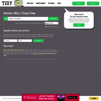 Tiny.cc thumbnail
