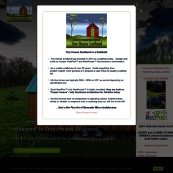 Tinyhousescotland.co.uk thumbnail