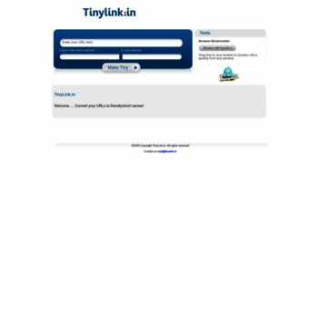 Tinylink.in thumbnail